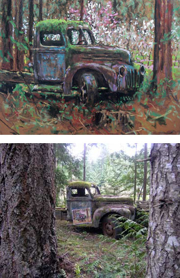 New Hot Rod Art from Rat Rod