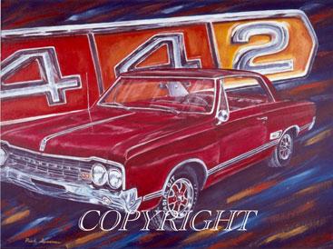 Rick Spooner artwork 2