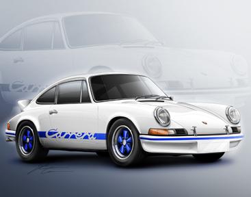 Etienne Art - Porsche 911