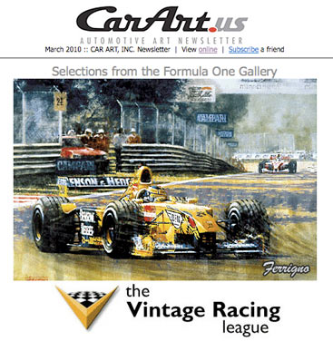 CAR ART, Inc – Newsletter – AutomotiveArtists com
