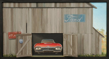 1961 Thunderbird Barn Find