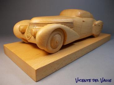 Hispano-Suiza Dubonnet Xenia Saoutchik Coupe