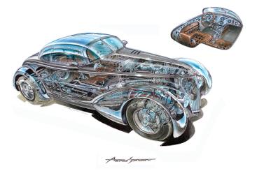 Alberto Hernandez Artwork