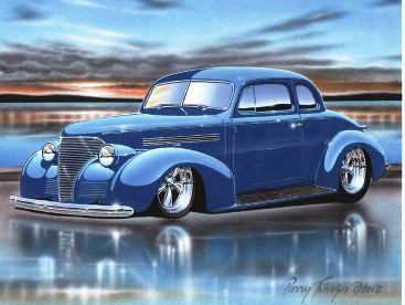 39 Chevy Coupe