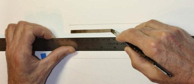 Brush Rule 8 Flat Shader
