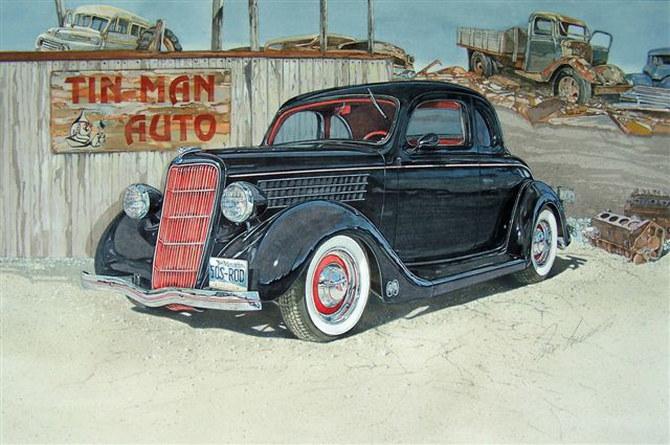 Tin Man Auto