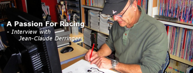A Passion for Racing - Jean-Claude Derringer
