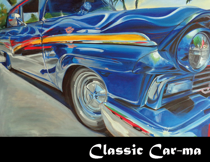 Classic Car-ma