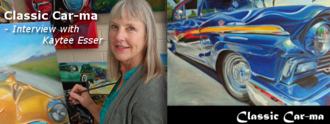 Kaytee Esser - Classic Car-ma