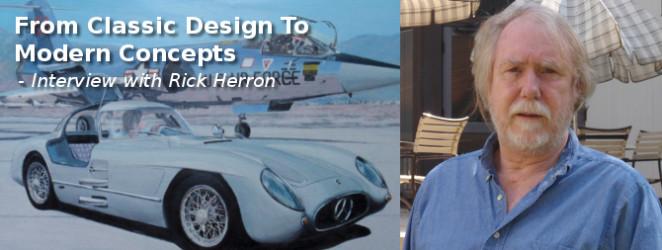 Rick Herron Interview