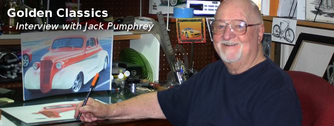 Jack Pumphrey - Golden Classics