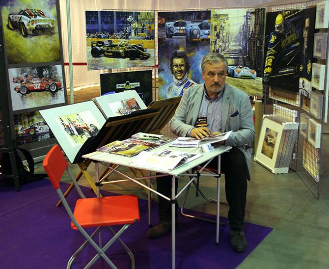 Yuriy Shevchuk At Show